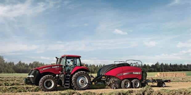 Case IH LB4 Square Balers Add Capacity, Efficiency & Functional, Modern Style to Haying Operations