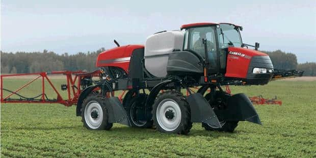 New Case IH Patriot 2240 Class 2 Sprayer Delivers Total Application Control in a Smaller Package