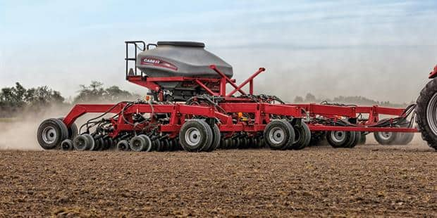 Case IH Helps Make Every Seed Count With New Precision Disk Drills