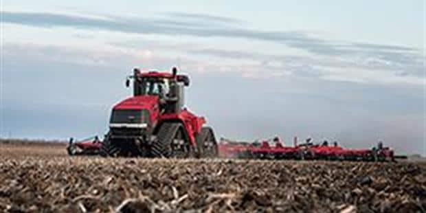 Case IH Announces Steiger Tier 4 B/Final Lineup, Including Highest Horsepower Tractor Available