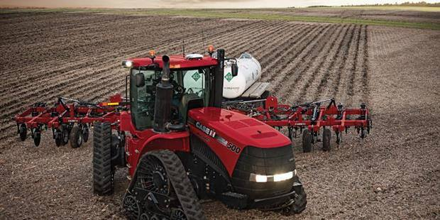 Case IH Announces Highest Horsepower Tracked Row Crop Tractor