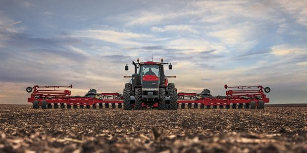 Case IH Achieves Tier 4 Final Standard Without Compromising Fuel Efficiency, Power in 18 New Models