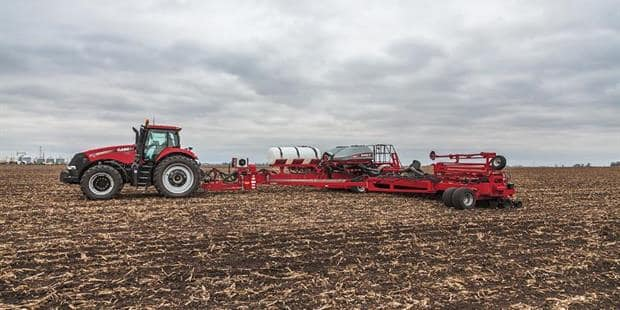 New Case IH Early Riser 5 Series Planters Deliver Photocopy Plants & Higher Yield Potential