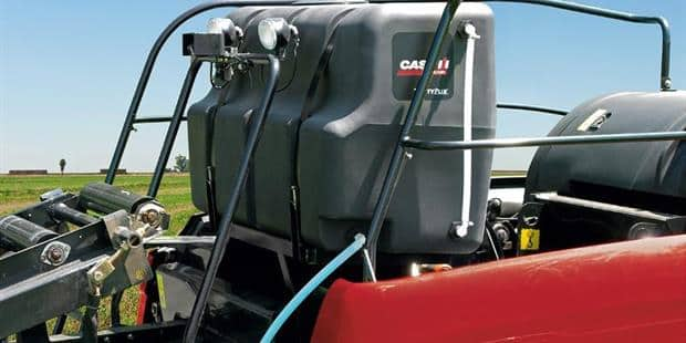 Case IH Debuts Precision Hay Application System, Now Compatible With AFS Pro 700 Control Center