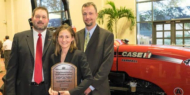 Kentucky Farmers Win a Case IH Tractor