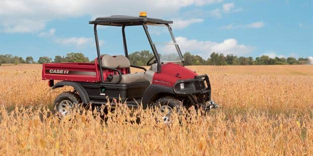 Ontario Farmer Wins Case IH Scout Utility Vehicle