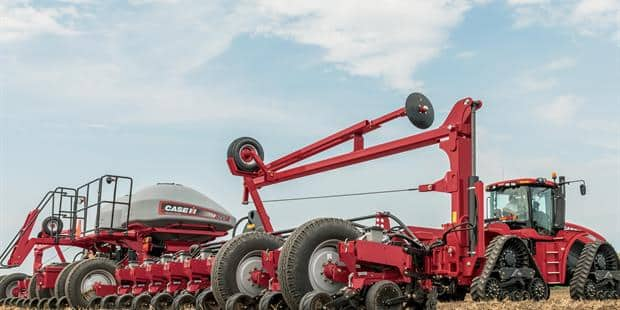 Case IH, Precision Planting® Let Producers Customize Their Planters