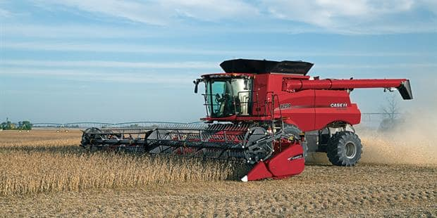 Axial-Flow<sup>®</sup> 250 Series Combines