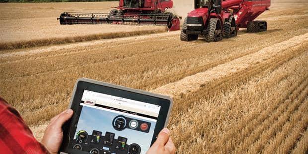 Farm Technology Advanced Farming Systems Case Ih