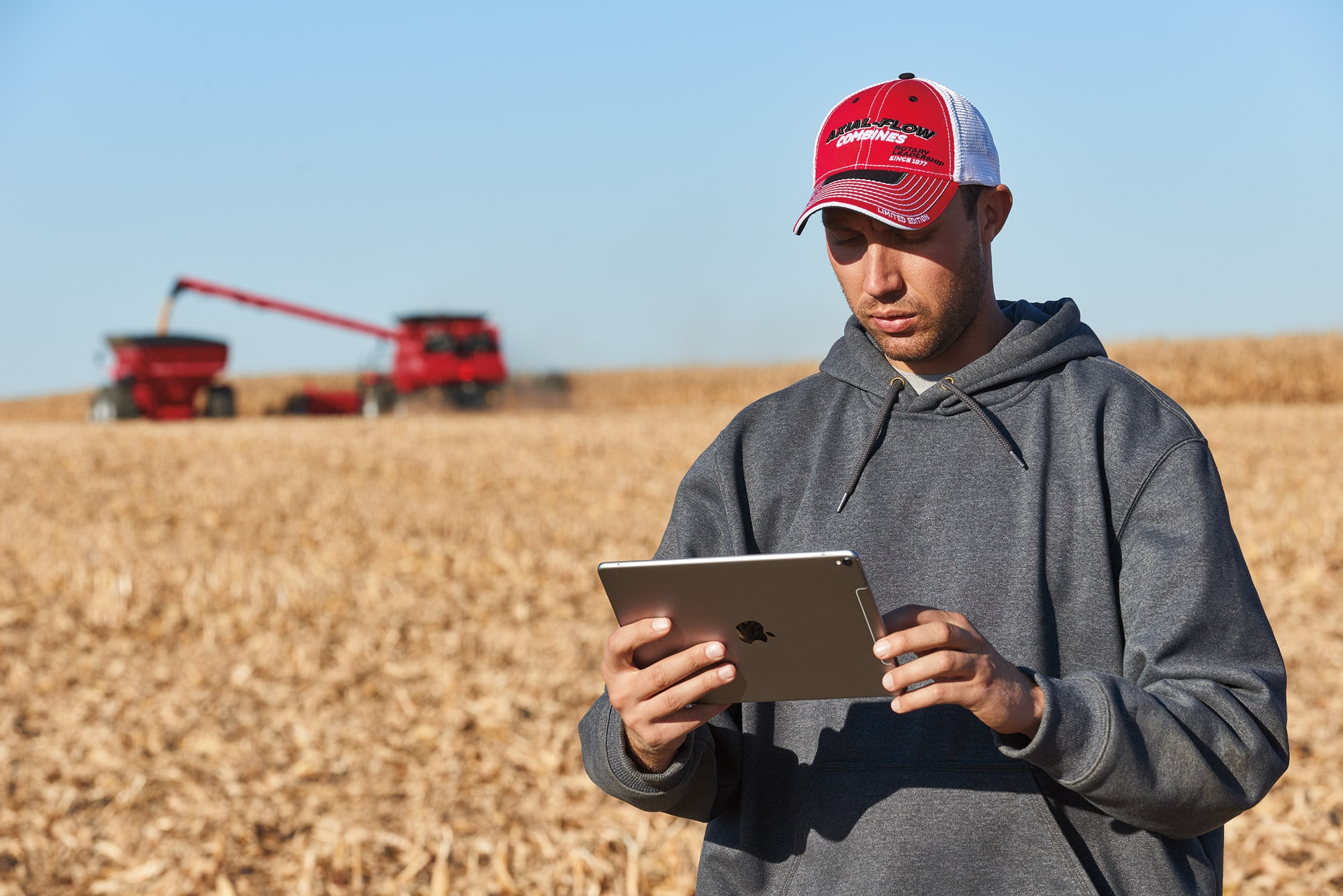 Agronomic Data Benefits Daily Decision-making