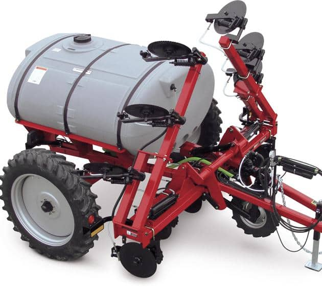 fertilizer applicators application equipment case ih