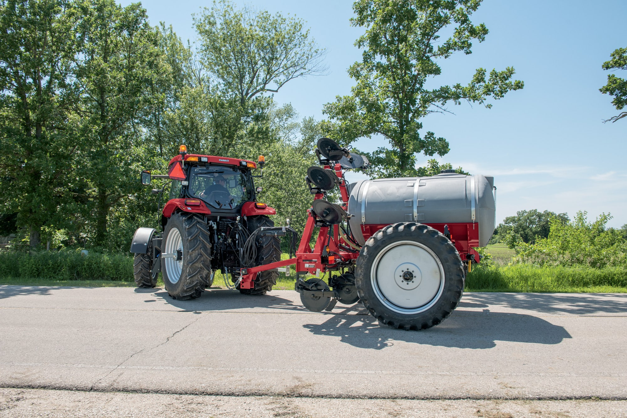 Nutri Placer 2800 Fertilizer Equipment Case Ih Wiring Diagram For 234