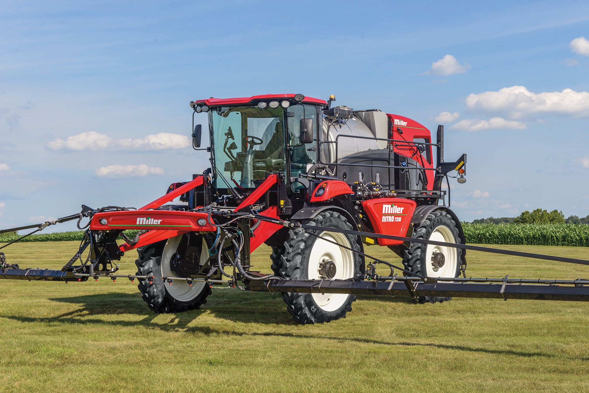 Spray Later Into The Season With Miller Nitro Series Sprayers