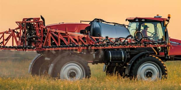 Patriot Series Sprayers | Agriculture Sprayer | Case IH