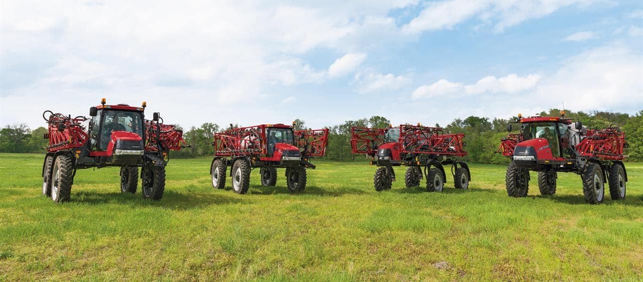 Patriot<sup>®</sup> Series Sprayers