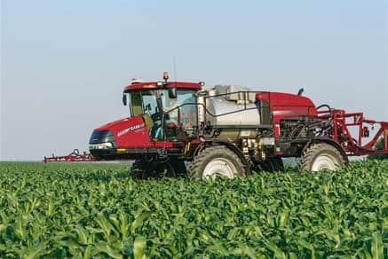 Patriot Series Sprayers Agriculture Sprayer Case Ih