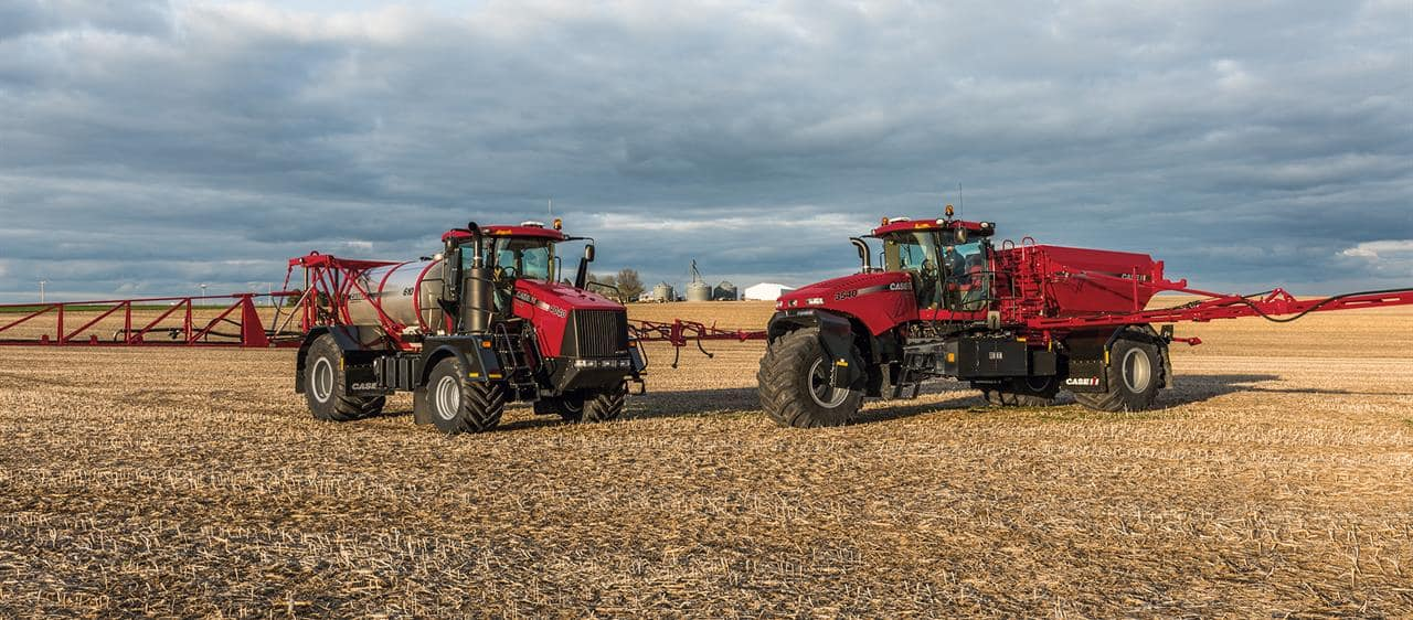 Used Tractors Product : Titan™ series floaters application equipment case ih