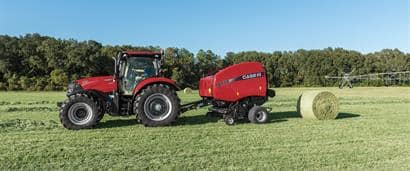//assets.cnhindustrial.com/caseih/NAFTA/NAFTAASSETS/Products/Balers/Round-Balers/RB4-Round-Baler/RB455/Maxxum%20145%20and%20RB455_2032_10-17.jpg?width=410&height=171