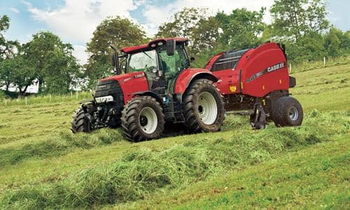 Tractor & Baler Automation