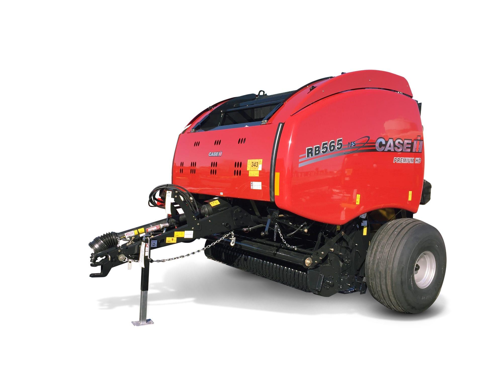 RB565 Premium HD Round Baler | Hay & Foraging Equipment