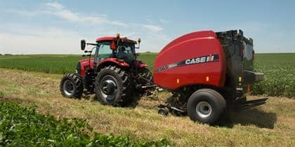 Full Line of Hay & Forage Equipment