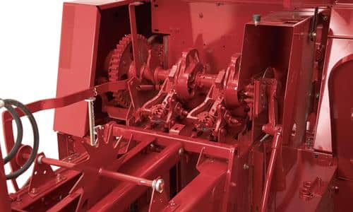 Case IH Small Balers Ties and Twists