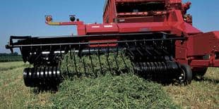 Pull-Type Forage Harvester