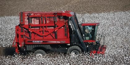 Pre-Owned Cotton Pickers