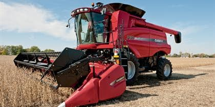 Pre-Owned Axial-Flow Combines