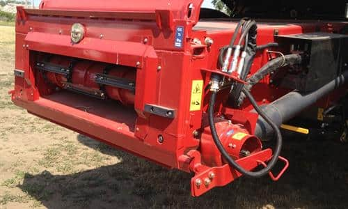 Axial Flow Valves Class 300 : Axial flow series combines harvesting equipment