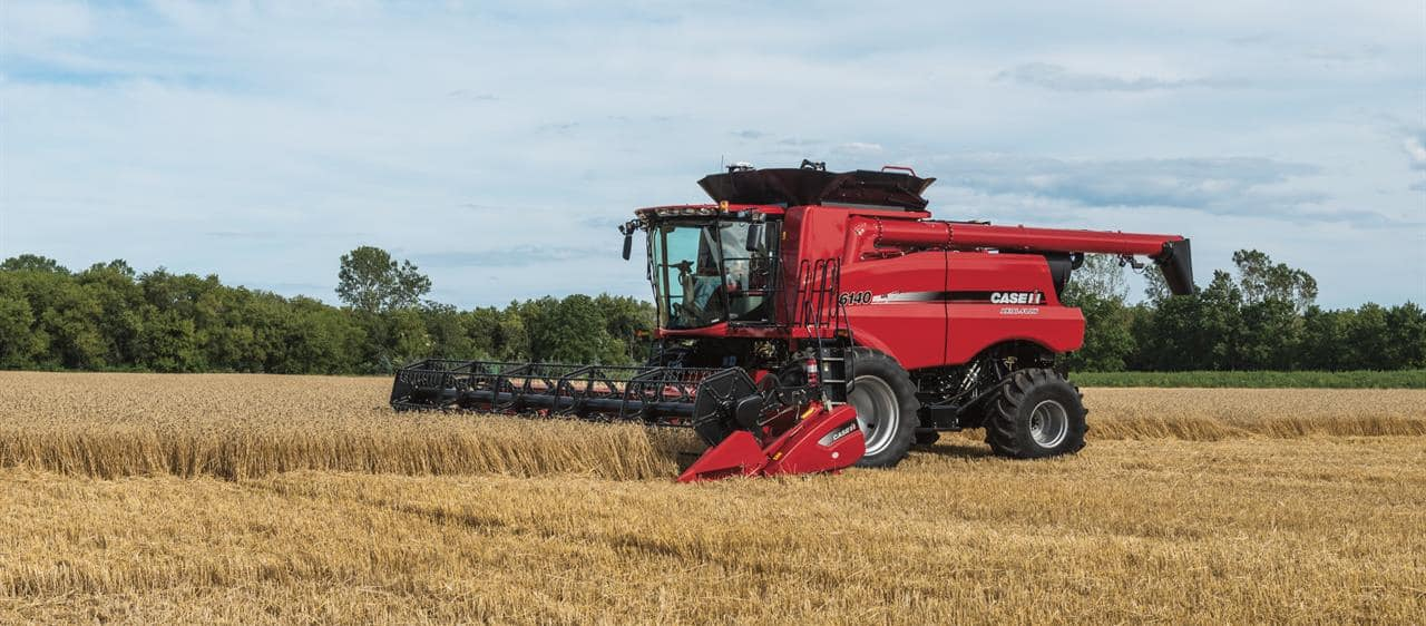 Axial-Flow® 140 Series Combines