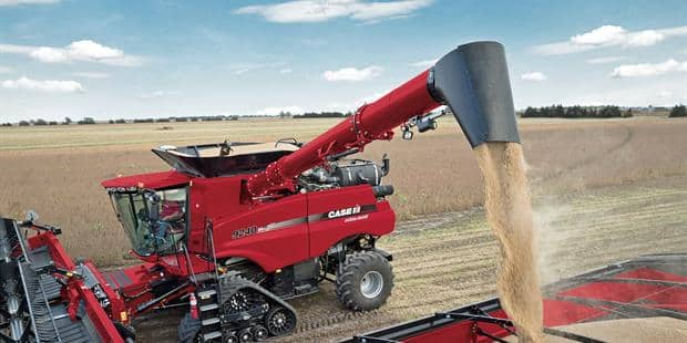 Axial-Flow® 240 Series Combines
