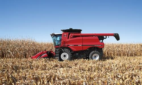 Celebrate the Legacy of Axial-Flow Combines