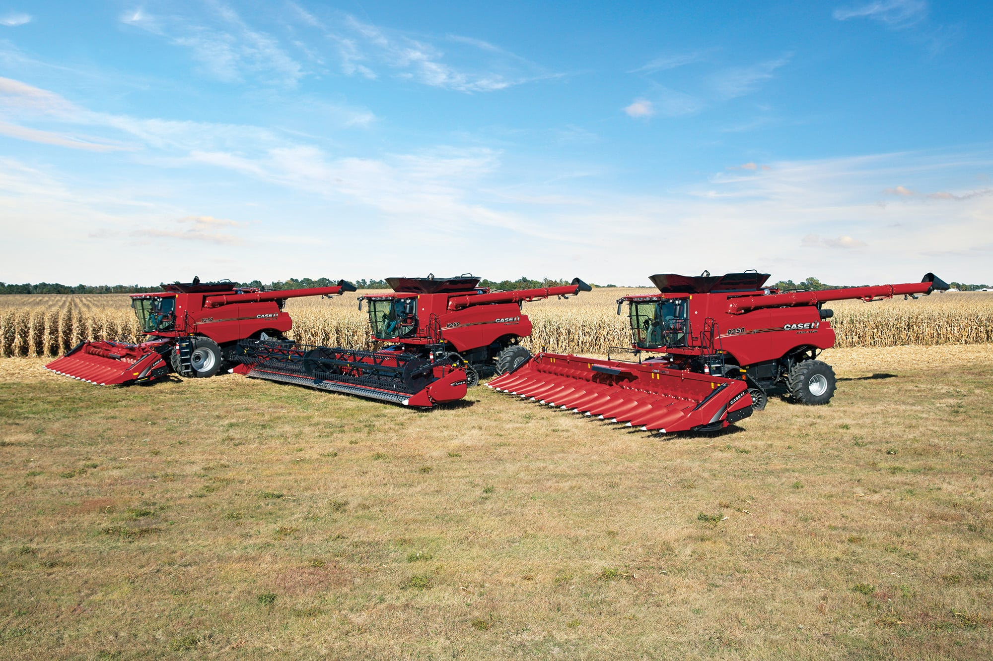 High-capacity, High-efficiency Harvesting