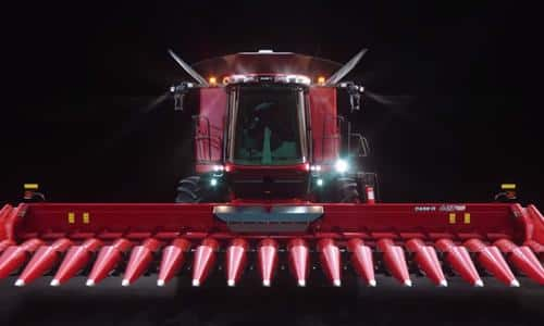 Axial-Flow<sup>®</sup> 250 Series Combines: Raise the Bar for High-efficiency Harvesting