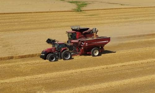 Axial-Flow<sup>®</sup> 250 Series Combines Feedrate Control Overview