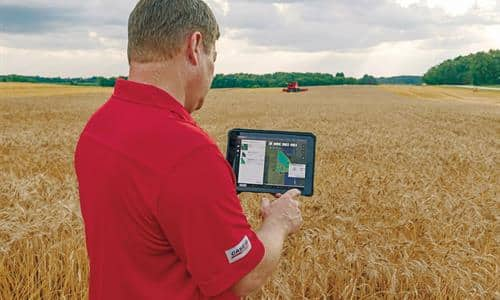 Precisely Manage Your Farm, Fleet and Data Anywhere From a Computer, Phone or Tablet