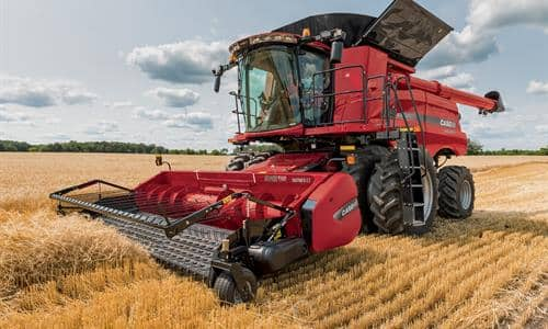 Leading the Industry: Harvesting Meets Efficient Power