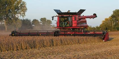 Axial-Flow<sup>&reg;</sup> Combines