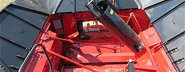 Axial-Flow Combines: Grain Tank