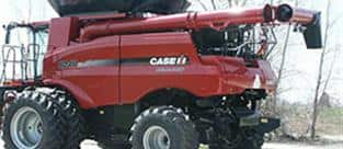 Axial-Flow Combines: Unload Auger Options