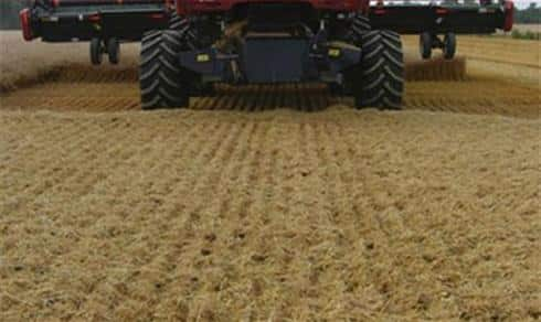 Axial-Flow Combines: Vertical Spreader