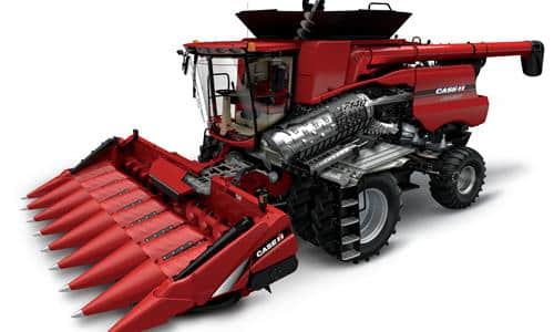 corn head design: harvest more acres per day
