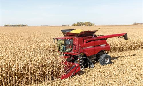 Case IH 4400 Narrow Row Corn Header