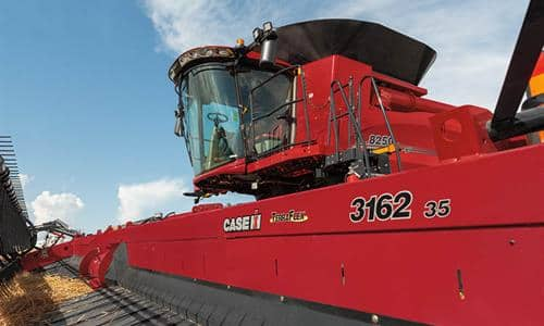High Capacity Draper Belts Maximize Yield