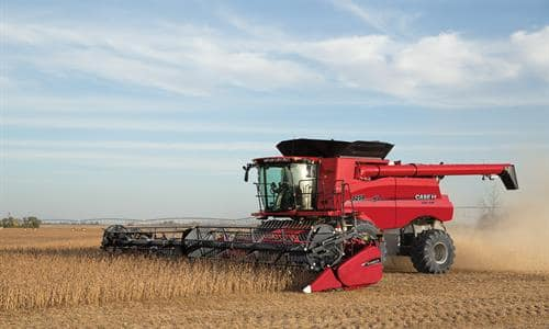 Harvest More With the Redesigned 3162 TerraFlex™ Draper Head
