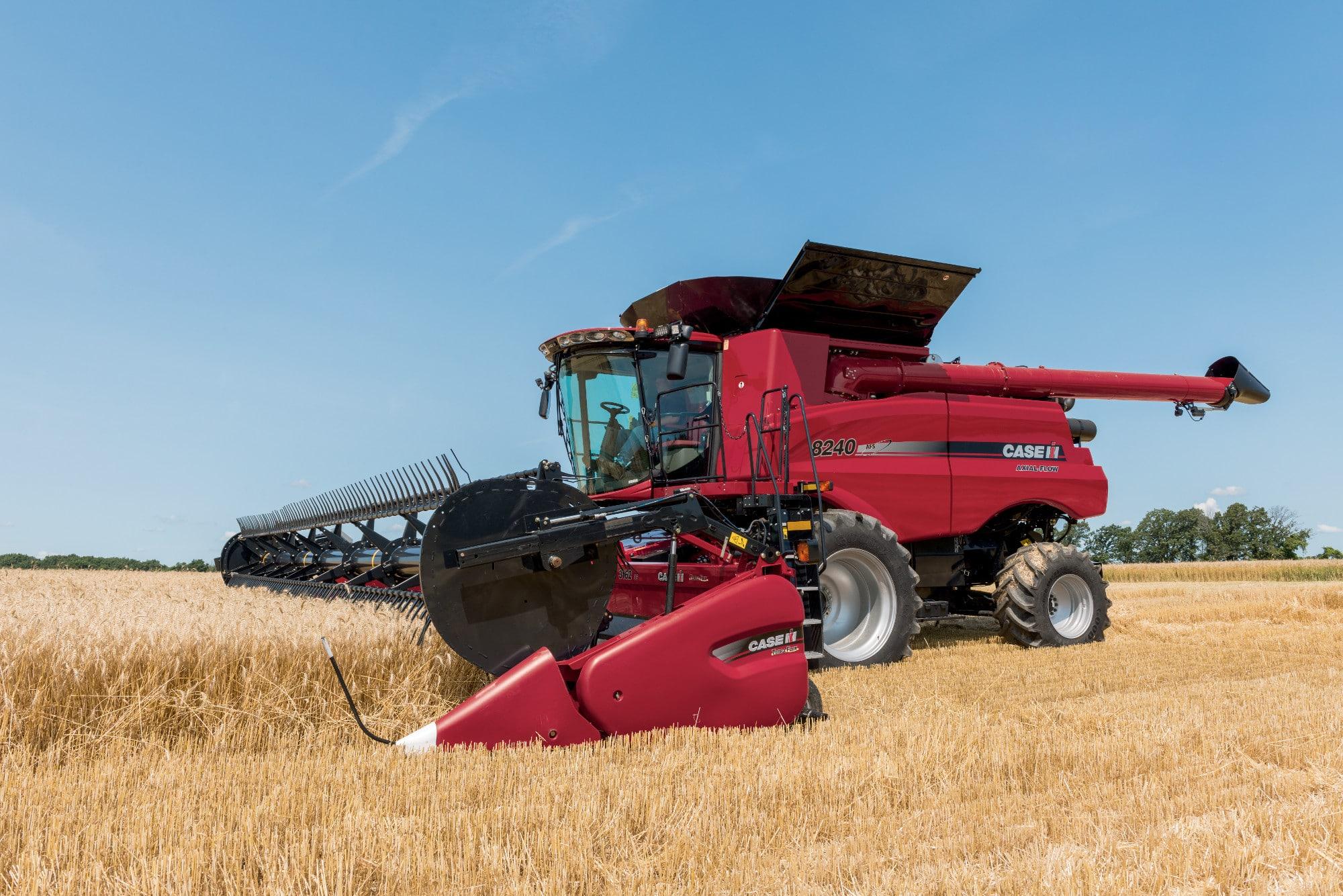 Draper Head 3152   Combine Harvester Equipment   Case IH