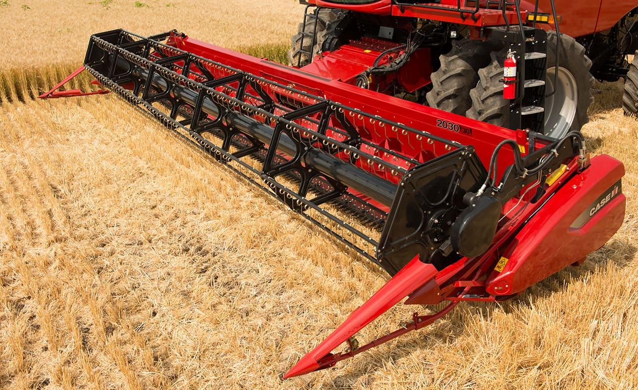 Grain Heads | Combine Harvester Equipment | Case IH