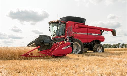 Grain Heads   Combine Harvester Equipment   Case IH