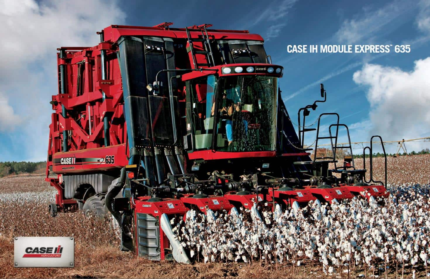 Module Express Cotton Picker Handout